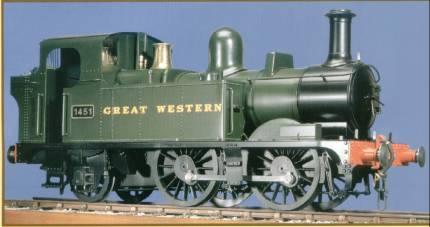 Great Western '14xx' Class
