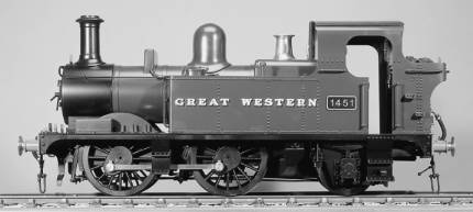 Introduction the GWR '14xx' Class